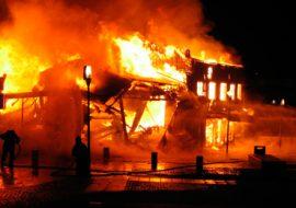 Perte exploitatione incendie