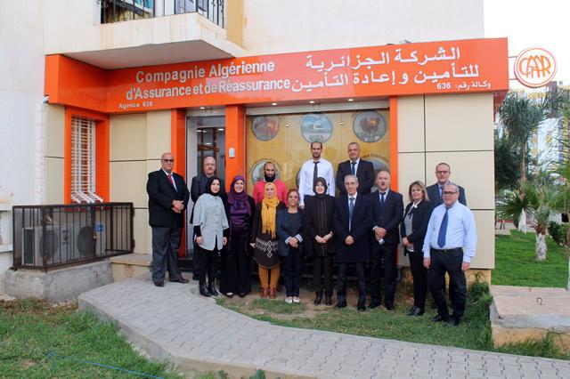 Nouvelle agence, Sidi Abdellah