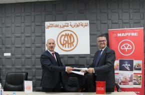 Partenariat CAAR-MAPFRE Assistance Algérie